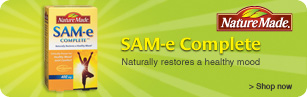 SAM-e Complete. Naturally restores a healthy mood. Shop now.