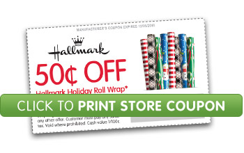 Click to print store coupon.
