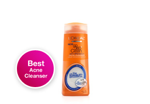Best Acne Cleanser. L'Oreal Paris Go 360 Clean Anti-Breakout Facial Cleanser. This cleanser helps promote clear, blemish-free skin with a powerful mix of Glycerin and Salicylic acid. Shop now.