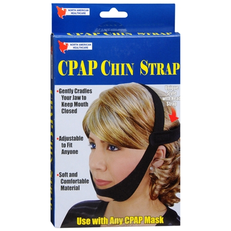 North American Healthcare CPAP Chin Strap