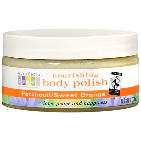 Aura Cacia Nourishing Body Polish