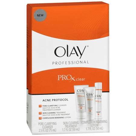 Olay Professional Pro X Clear Acne Protocol System