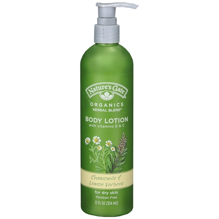 Organics Herbal Blend Body Lotion