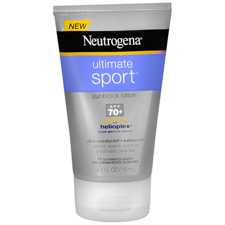 Ultimate Sport SPF 70+ Sunblock Lotion