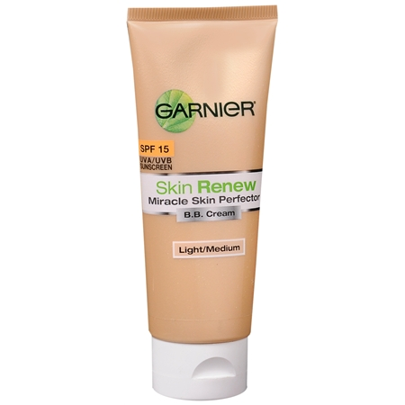 Garnier Skin Renew Miracle Skin Perfector Beauty Balm (B.B.) Cream