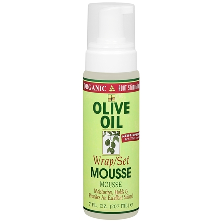 Organic Root Stimulator Olive Oil Mousse