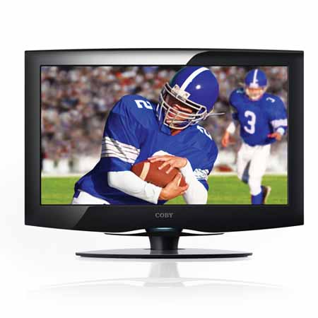 Coby 19 Inch 720P Widescreen Hd Lcd Tv