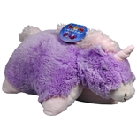 Pillow Pets 18 Inch Folding Stuffed Animal - Magical Unicorn As Seen On TV