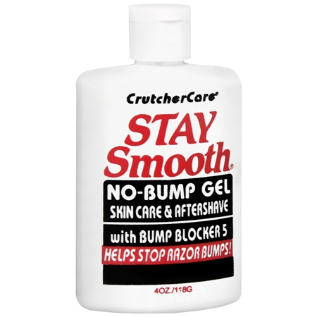 Stay Smooth No-Bump Gel Skin Care & Aftershave