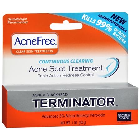 Terminator Acne Spot Treatment