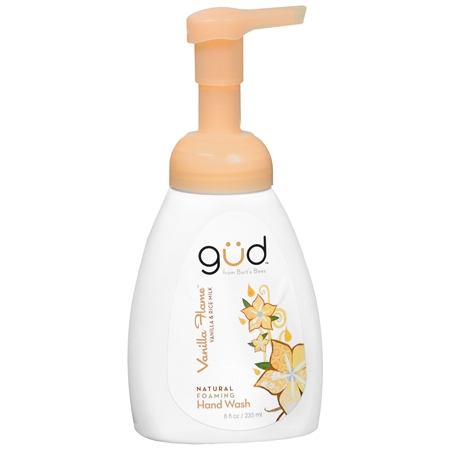 Gud By Burt's Bees Natural Foaming Hand Wash