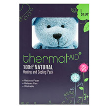 Heating and Cooling Pack Bear , Blue