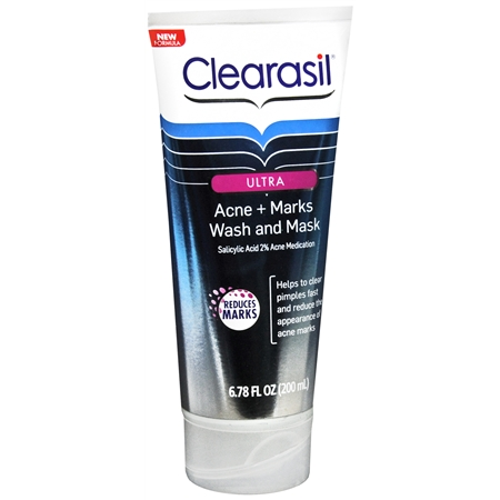 Ultra Acne + Marks Wash and Mask