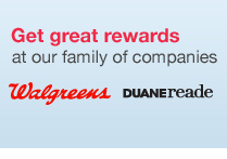 Get great rewards at our family of companies.