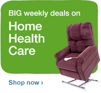 Big weekly deals on Home Health Care. Shop now.