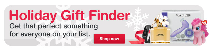 Holiday Gift Finder. Get that perfect something for everyone on your list. Shop now.