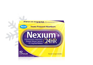 Nexium 24HR OTC Acid Reducer