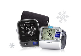 Omron Blood Pressure Monitors