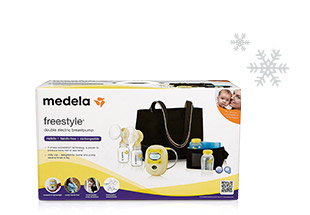 Select Medela Breastpumps and Accessories