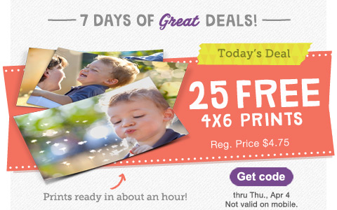 7 DAYS OF Great DEALS!<br />