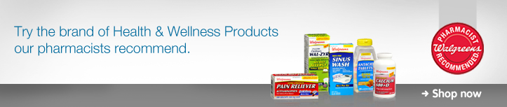 Try the brand of health and wellness products our pharmacists recommend.
