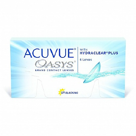 Acuvue Oasys 6 pack - 1 Box