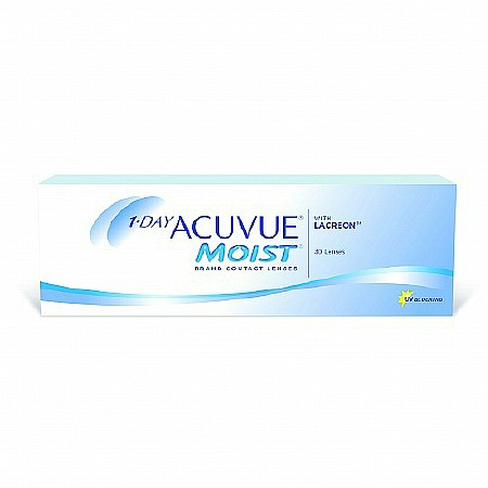 Image of 1-Day Acuvue Moist 30 pack - 1 Box