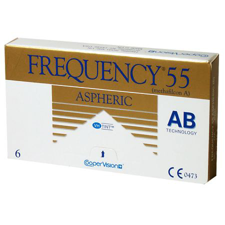 Frequency 55 Aspheric - 1 Box