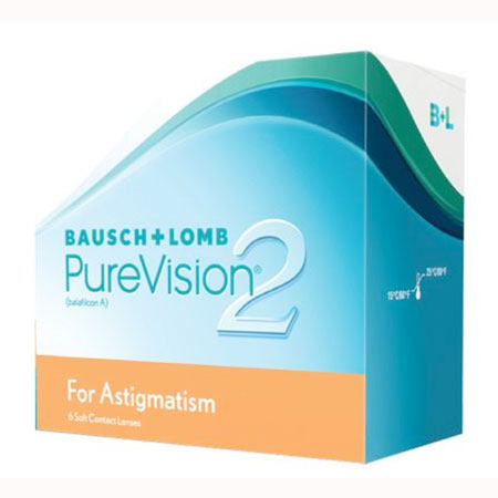 PureVision 2 for Astigmatism - 1 Box